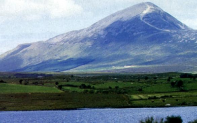 Ireland's Wild Atlantic Way to Croagh Patrick, Doolough Pass